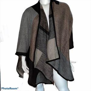 Warehouse blanket shawl wrap